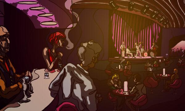Jazz Club © Cyril Obadia